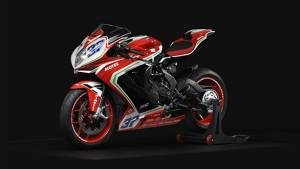 MV Agusta F3 800 RC launched in India at Rs 21.99 lakh