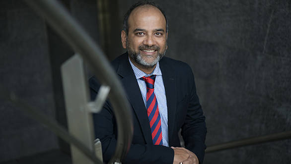 Rudratej Singh former Royal Enfield global president - appointed president and CEO of BMW Group India