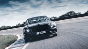 Third generation 2020 Bentley Flying Spur to be unveiled globally on June 11