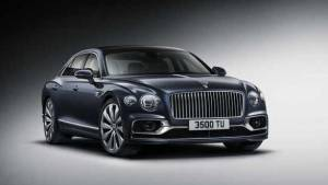 Third-generation Bentley Flying Spur globally unveiled ahead of official launch