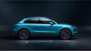 Porsche Macan S officially teased on the social network - India launch expected soon