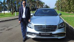 Santosh Iyer appointed as the Head of Sales and Marketing at Mercedes-Benz India