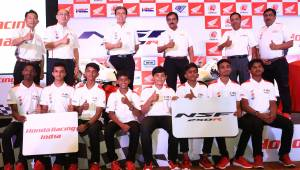 2019 INMRC: Honda introduces new NSF250R Talent Cup one-make racing series