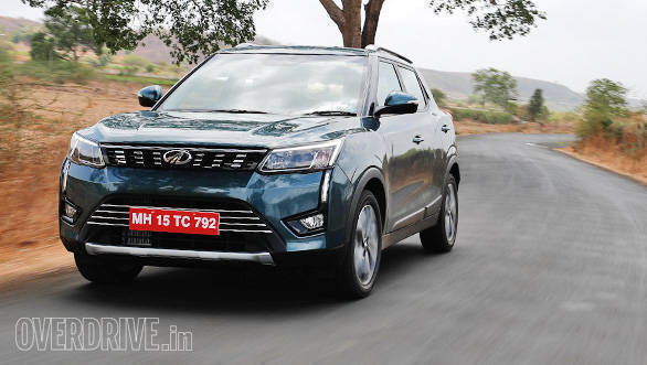 2019 Mahindra XUV300 AMT first drive review
