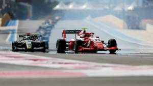 FIA Formula 3 Championship: Jehan Daruvala claims third place in Race 2 at Paul Ricard