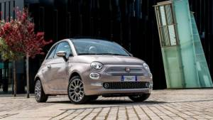 FCA to launch a Fiat 500 EV internationally by 2020