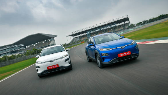2019 Hyundai Kona Electric 39.2kWh India spec first drive review