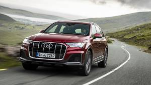 2020 Audi Q7 S Line 55 TFSI quattro first drive review