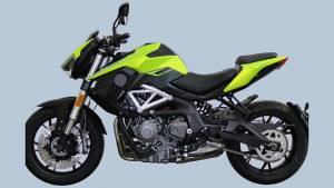 All-new Benelli TNT600i design revealed unofficially before global debut