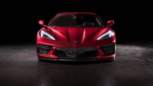 Image Gallery: 2020 Corvette Stingray unveiled