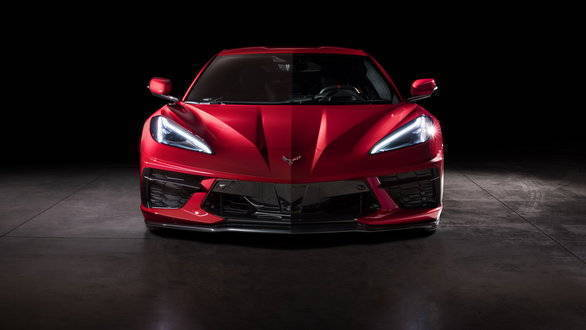 Image Gallery: 2020 Corvette Stingray unveiled