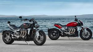2020 Triumph Rocket 3 R and Rocket 3 GT unveiled: Five things you need to know