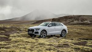 Audi Q8 55 TFSI first drive review