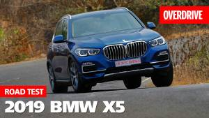 2019 BMW X5 Road test video review