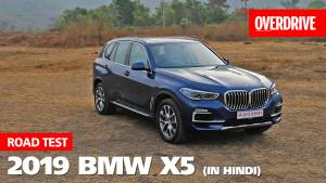 BMW X5 Video Review in Hindi