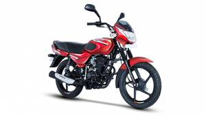 Bajaj CT110 launched in India - prices start at Rs 37,997