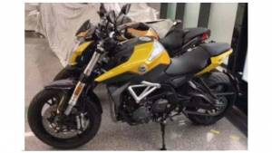 Next-gen Benelli TNT 600i spotted ahead of its global unveil