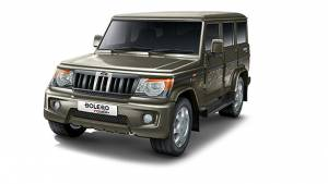 Mahindra Bolero SUV safety feature list updated - BSVI to be launched in 2020 in India