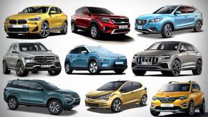 Upcoming cars - sedans, hatchbacks, SUVs and crossovers - expected to launch in India by second half of 2019