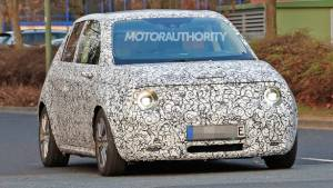 Honda e all-electric hatchback spied ahead of unveil at Goodwood Festival of Speed