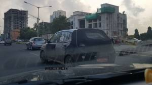 Second generation Hyundai Grand i10 hatchback spotted - India launch August 20