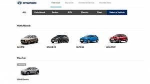 Hyundai Kona all-electric crossover gets listed on manufacturer's Indian website