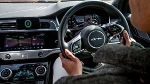 Jaguar and Land Rover develop technology to make the car respond to driver's mood