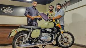 Jawa and Jawa Forty Two dual-channel ABS deliveries commence