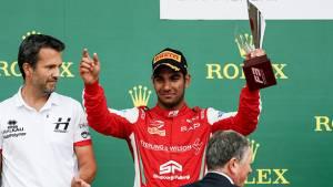 FIA Formula 3: Daruvala finishes second in Race 1 at Silverstone