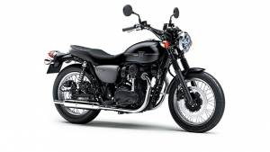 2020 Kawasaki W800 Street launched in India for Rs 7.99 lakh