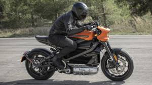 All-electric Harley-Davidson LiveWire offers 235km city riding range in one single charge