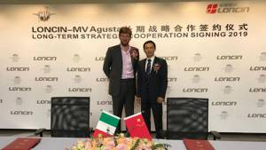 MV Agusta ties up with Chinese motorcycle maker Loncin