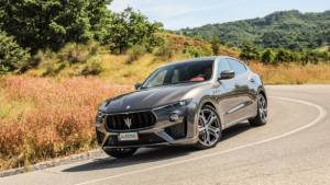 Maserati Levante Trofeo First Drive Review