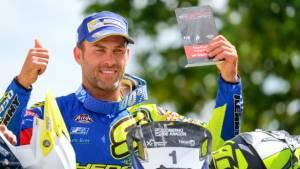 Sherco TVS's Michael Metge scores second consecutive Baja Aragon victory