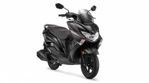 Suzuki could bring the 150cc Burgman Street maxi-scooter at the 2020 Delhi Auto Expo