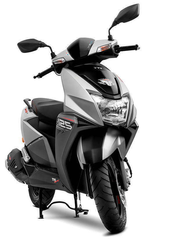 TVS NTorq 125 Race Edition launched in India for INR