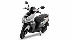 TVS Ntorq 125cc scooter gets an option of a new Matte Silver colour in India