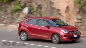 2019 Toyota Glanza CVT petrol first drive review