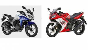 Yamaha YZF R15S and Fazer V2 discontinued in India