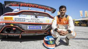 Interview: Akhil Rabindra on his European GT4 campaign in 2019 and his motorsport ambitions