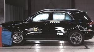 India bound 2019 Mercedes Benz GLE SUV scores five stars in Euro NCAP