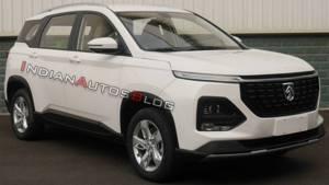 2020 Baojun 530 facelift (MG Hector) leaked ahead of China launch
