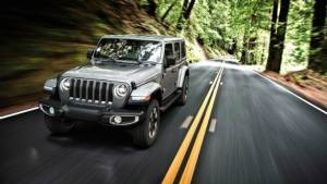 2019 Jeep Wrangler Sahara JL launched in India at Rs 63.94 lakh