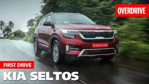 Kia Seltos - Review, Features and Specs