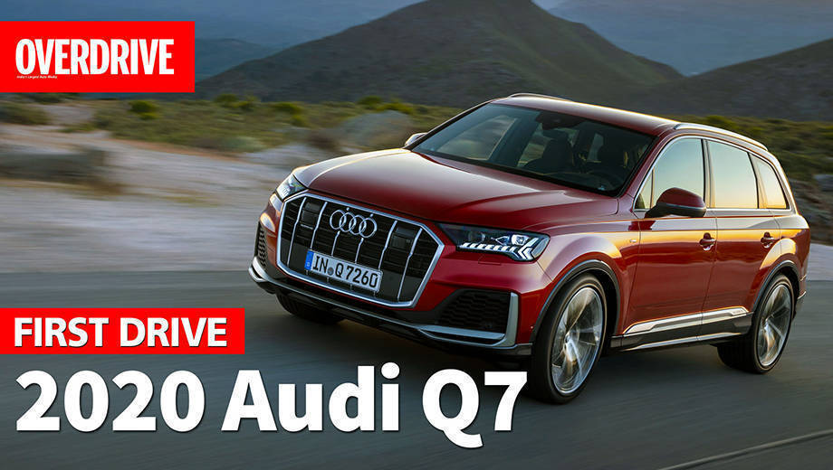 2020 Audi Q7 | First Drive Review