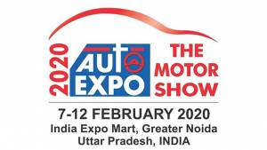 2020 Auto Expo to be held from 5th-12th February - Official list of manufacturers to be present at the show