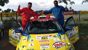 2019 INRC: Chetan Shivram takes victory at Rally of Coimbatore