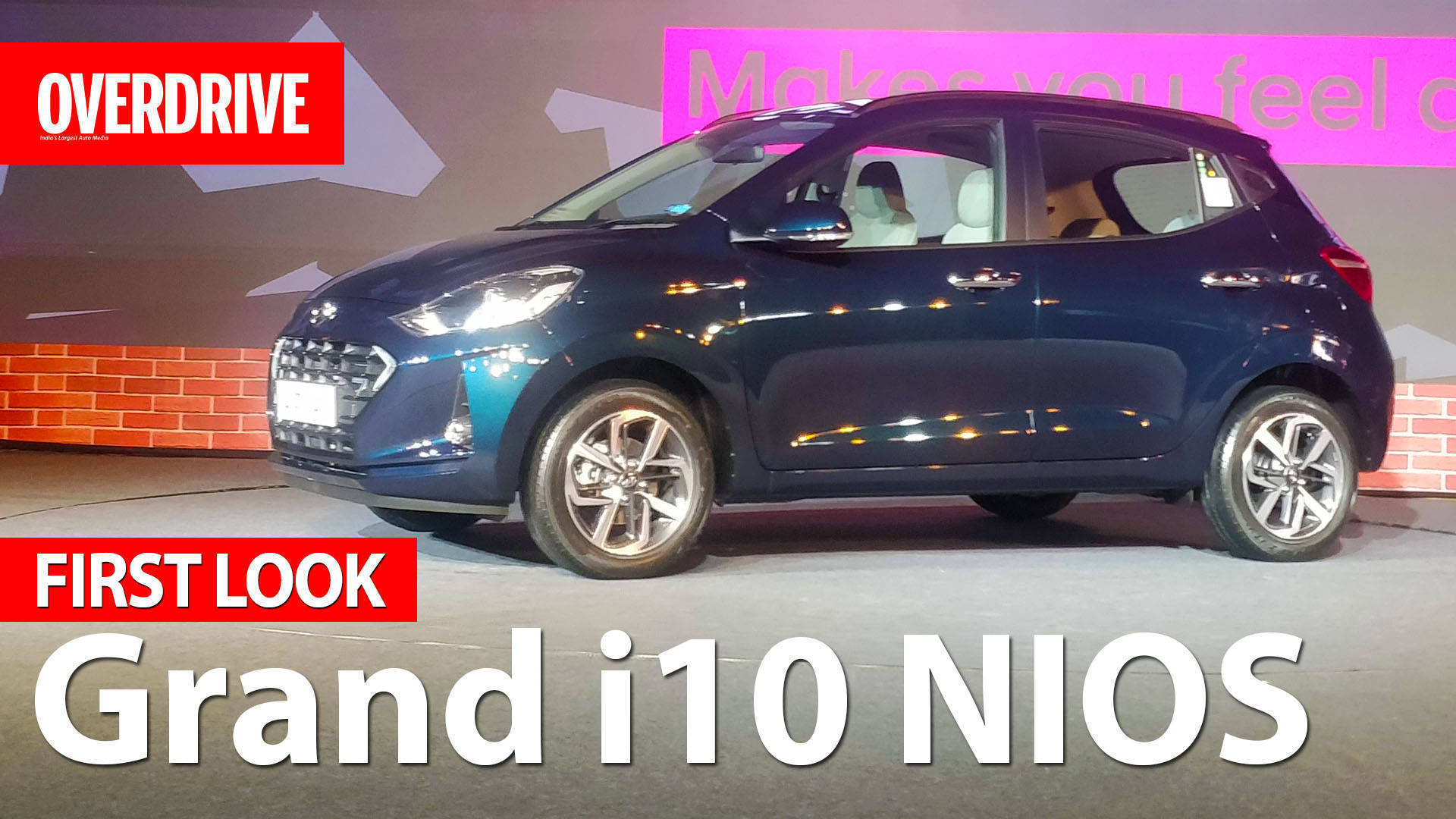 Grand i10 Nios - First Look