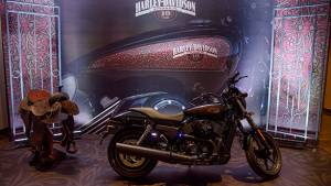 Harley Davidson Street 750 special edition BSVI launched for Rs 5.47 lakh - Livewire showcased