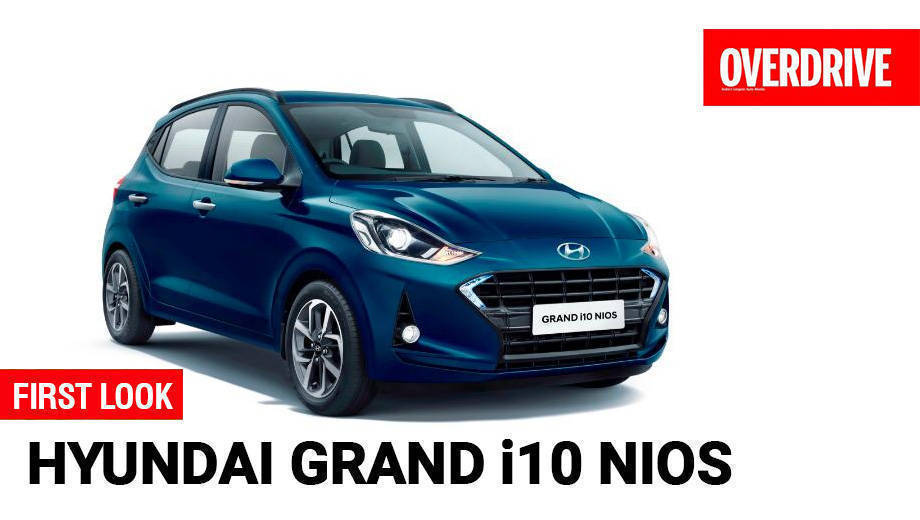 Hyundai Grand i10 NIOS - First Look